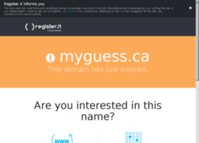 myguess.ca