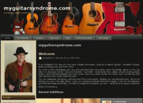 myguitarsyndrome.com