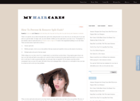 myhaircares.com