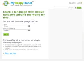 myhappyplanet.com