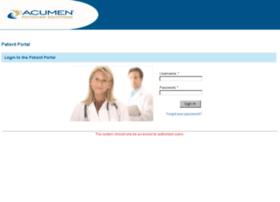 myhealth.acumenehr.com