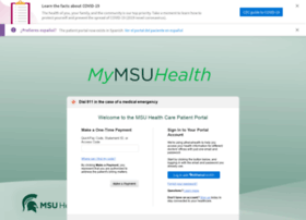 myhealth.msu.edu