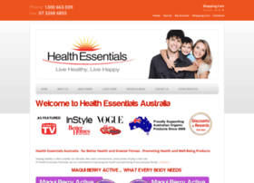 myhealthessentials.com.au