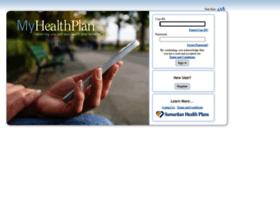 myhealthplan.samhealth.org