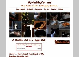 myhealthycat.com
