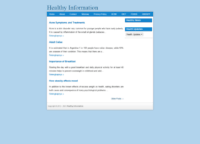myhealthyinformation.blogspot.com