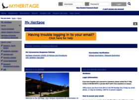 myheritage.heritage.edu