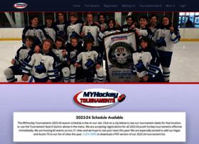 myhockeytournaments.com
