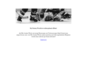 myhockeyworld.net