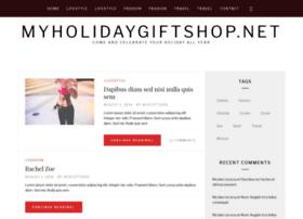 myholidaygiftshop.com