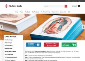 myholycards.com