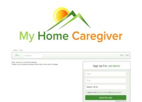 myhomecaregiver.applicantpro.com
