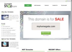 myhomegate.com