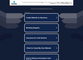 myhomemadeprojects.com