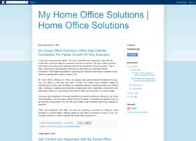 myhomeofficesolutions.blogspot.com
