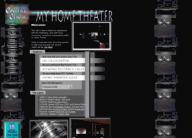 myhometheater.homestead.com