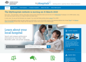 myhospitals.gov.au