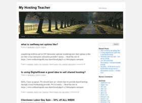 myhostingteacher.com