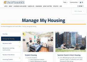 myhousing.utc.edu