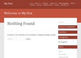 myhox.com