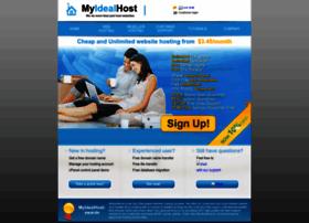 myidealhost.com