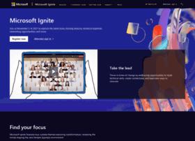 myignite.microsoft.com