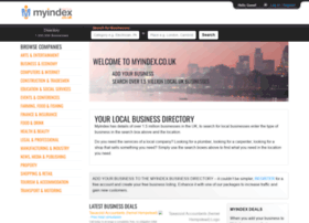 myindex.co.uk