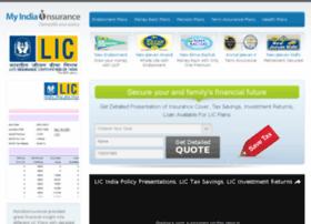 myindiainsurance.com