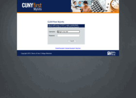 myinfo.cuny.edu