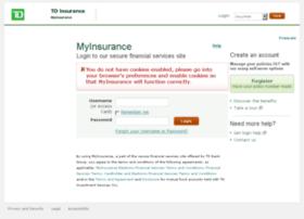 myinsurancecpo.td.com
