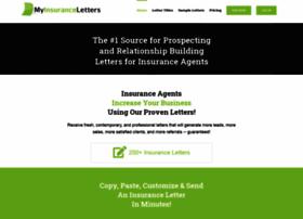 myinsuranceletters.com