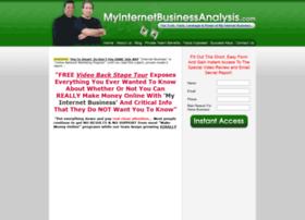 myinternetbusinessanalysis.com