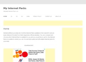 myinternetpacks.com