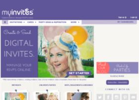 myinvites.com