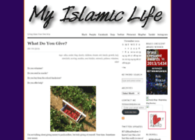 myislamiclife.com