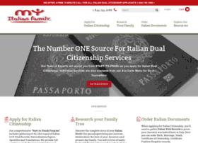 myitalianfamily.com