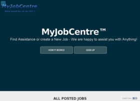 myjobcentre.co.uk