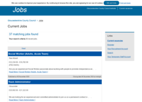 myjobs.gloucestershire.gov.uk