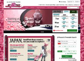 myjrpass.com