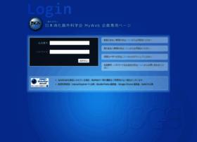 myjsgs.members-web.com