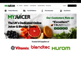 myjuicer.co.uk