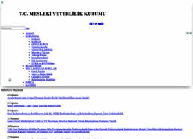 myk.gov.tr