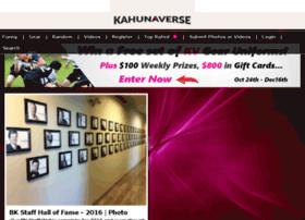 mykahunaverse.com