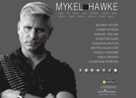 mykelhawke.com