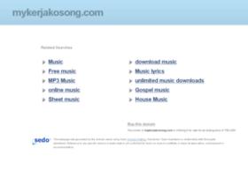 mykerjakosong.com