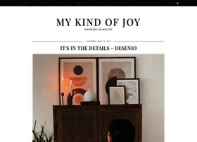 mykindofjoy.blogspot.it