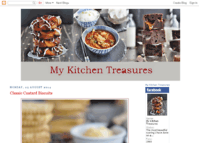 mykitchentreasures.com