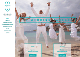 mykonos-wedding-package.com