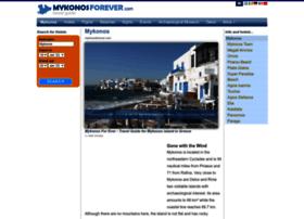 mykonosforever.com