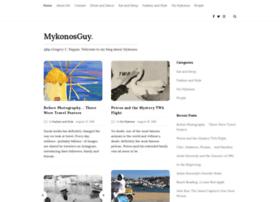 mykonosguy.com